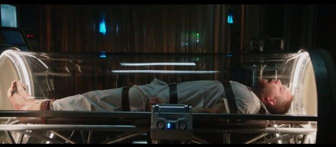 주인공 웨이드는 주입 받은 유전자를 깨울 목표로 온갖 고통을 겪게 된다. - 이십세기폭스코리아 제공